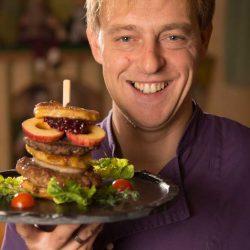 Unser Chefkoch empfiehlt Foto A. Krone