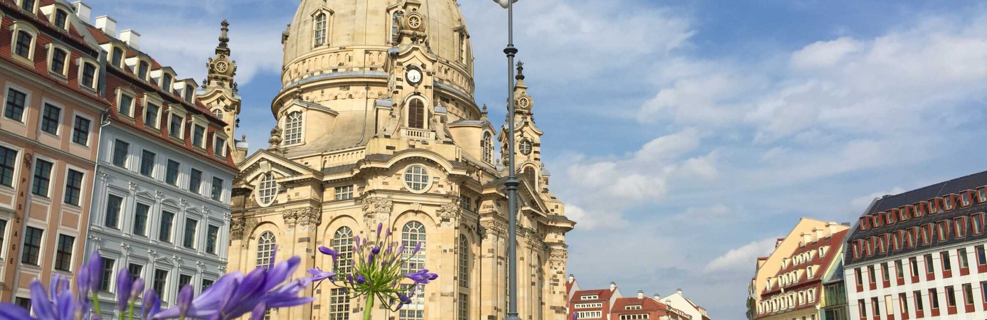 Frauenkirche in Dresden