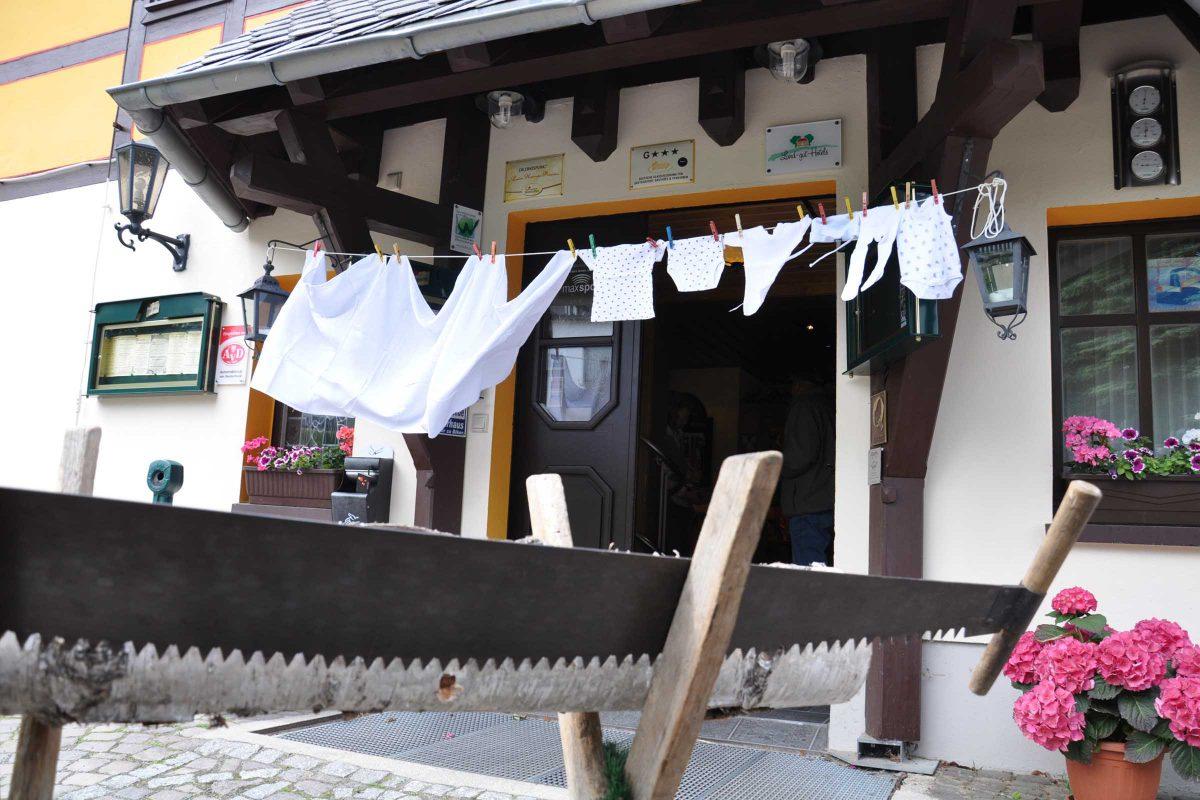 Zünftige Hochzeit in Bärenfels