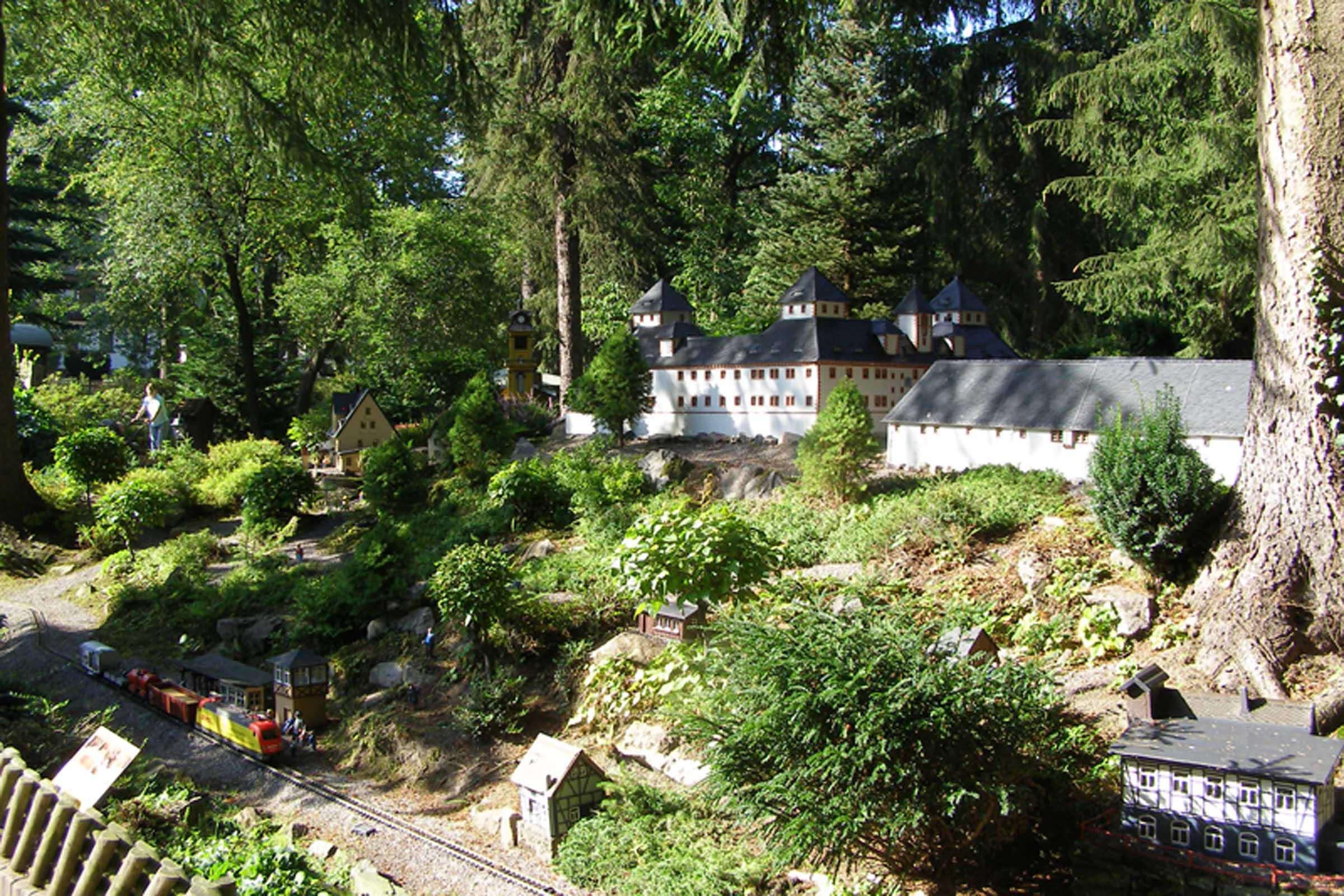Miniaturpark Kleines Erzgebirge