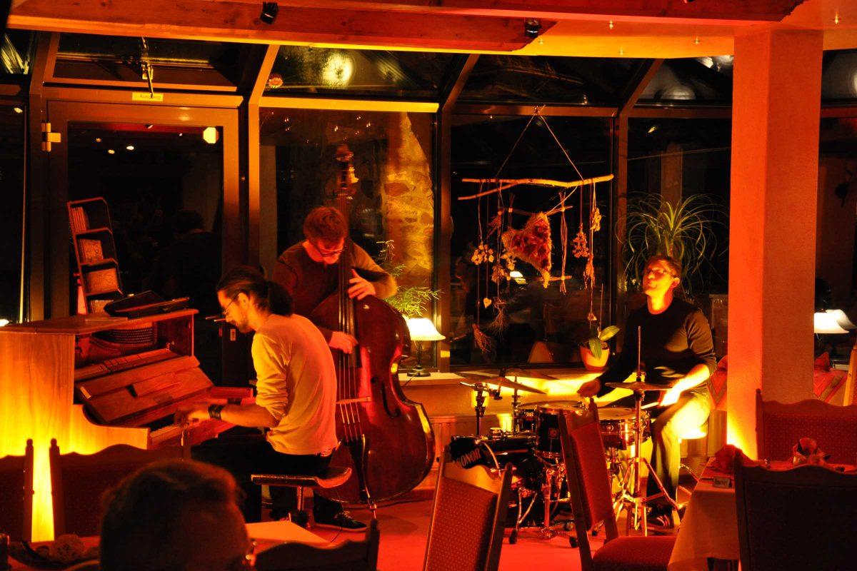 Liveband im Gasthaus