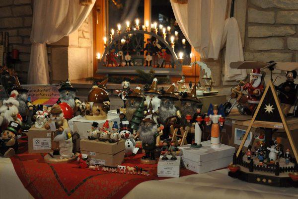 Hauseigener Mini-Weihnachtsmarkt