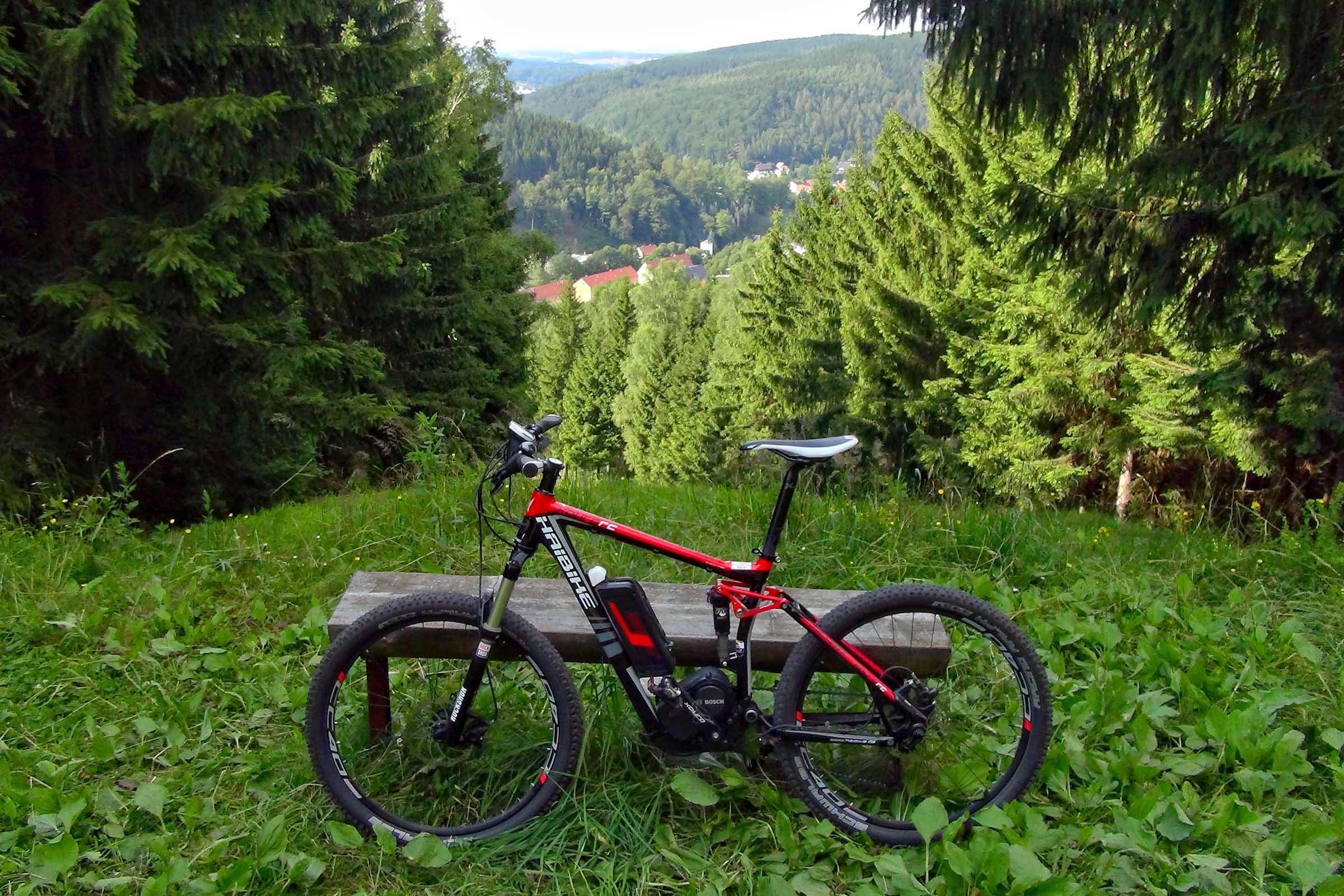 mountainbike erzgebirge