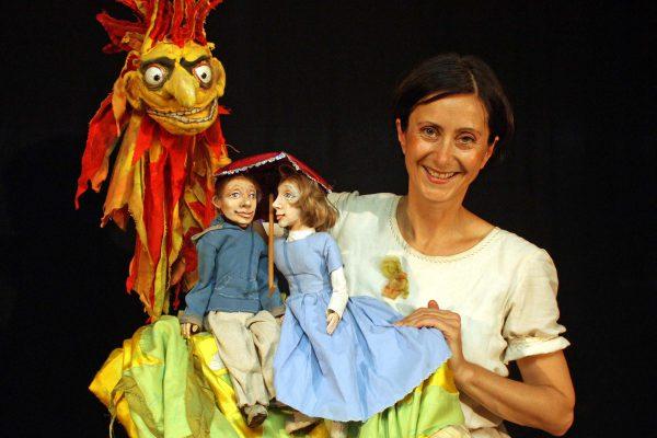 Puppentheater fasziniert