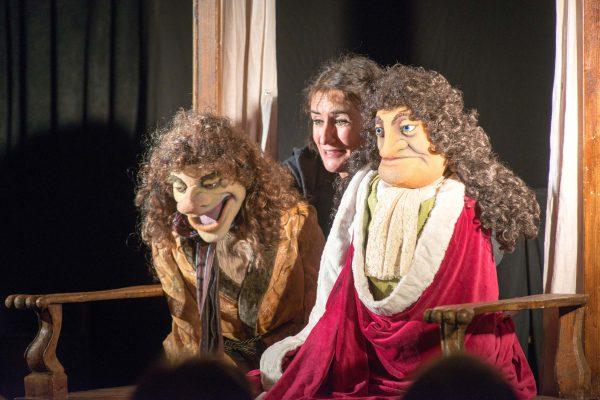 Osterzgebirgisches Puppentheaterfest, Foto: A. Krone