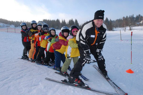Skischule für Kids