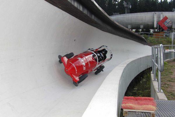 Sommerbob - Bobbahn Altenberg