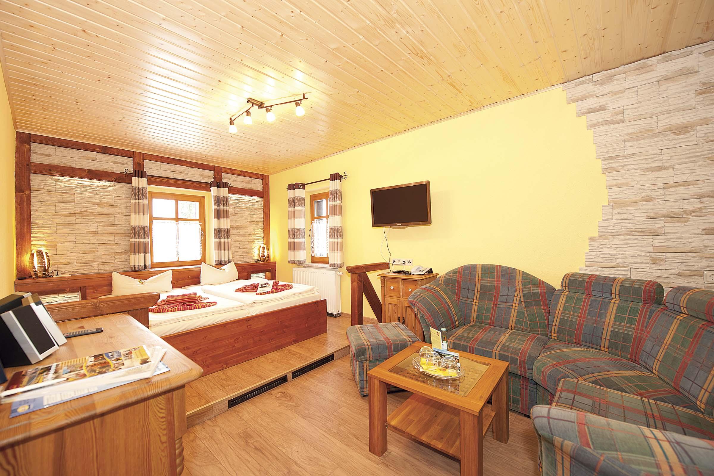 Suite Zimmer 105